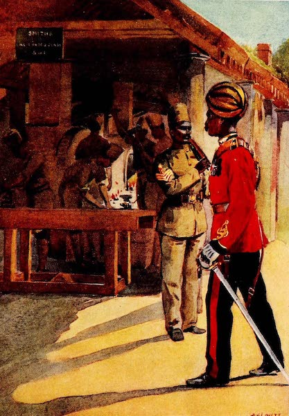 The Armies of India, Painted and Described - 2nd Queen's Own Sappers and Miners (1911)