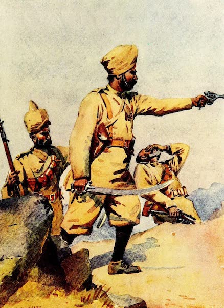 The Armies of India, Painted and Described - 24th Punjabis (1911)