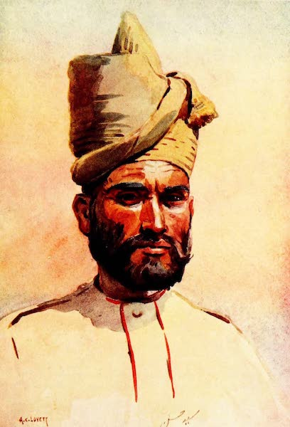 The Armies of India, Painted and Described - 26th Punjabis (1911)