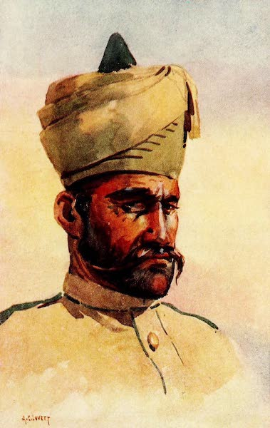 The Armies of India, Painted and Described - 40th Pathans (1911)