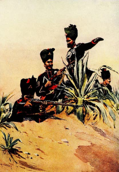 The Armies of India, Painted and Described - 125th Napier's Rifles (1911)