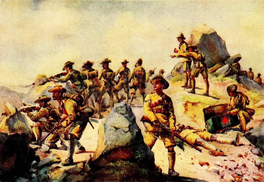 The Armies of India, Painted and Described - 4th Gurkha Rifles (1911)