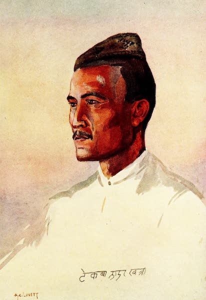 The Armies of India, Painted and Described - 9th Gurkha Rifles (1911)