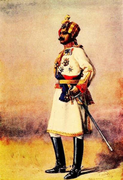 The Armies of India, Painted and Described - Colonel H.H. Maharaja Sir Ganga Singh, Bahadur of Bikaner, G.C.I.E., K.C.S.I. (1911)