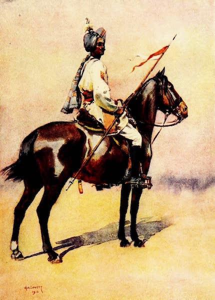 The Armies of India, Painted and Described - Jodhpur Sardar Risala (1911)
