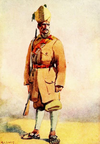 The Armies of India, Painted and Described - The Khyber Rifles (1911)