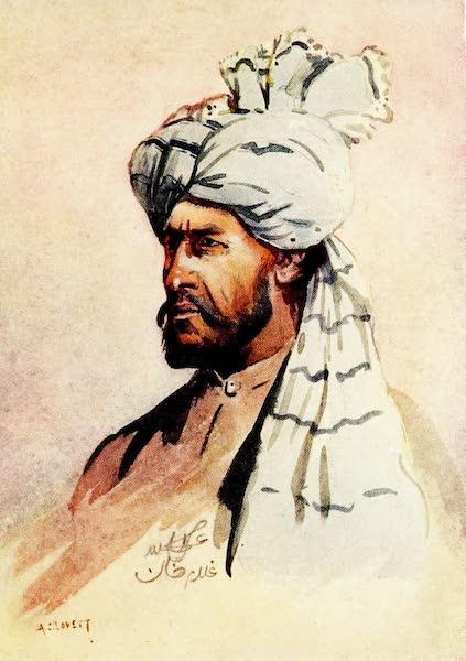 The Armies of India, Painted and Described - Kurram Militia (1911)
