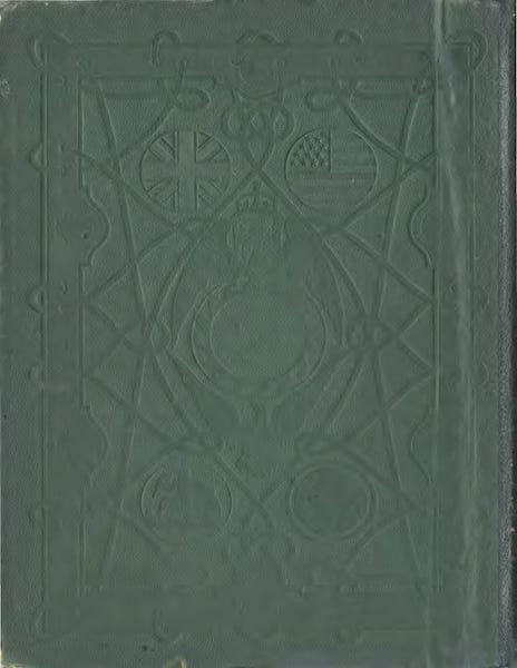 The Atlantic Telegraph - Back Cover (1865)