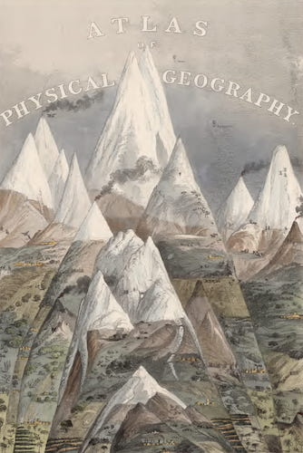 David Rumsey Cartography - The Atlas of Physical Geography