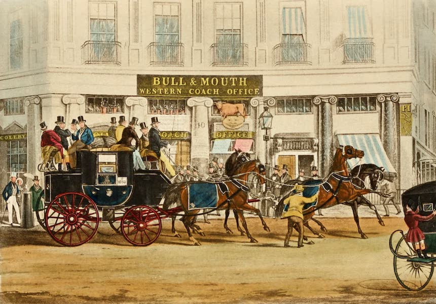 The Autobiography of a Stage Coachman Vol. 2 - The Duke of Beaufort Coach Driven by the Marquis of Worcester (1904)