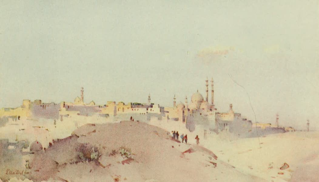The Banks of the Nile - The Citadel (1913)