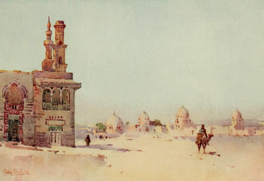The Banks of the Nile - The Tombs of the Khalifas (1913)