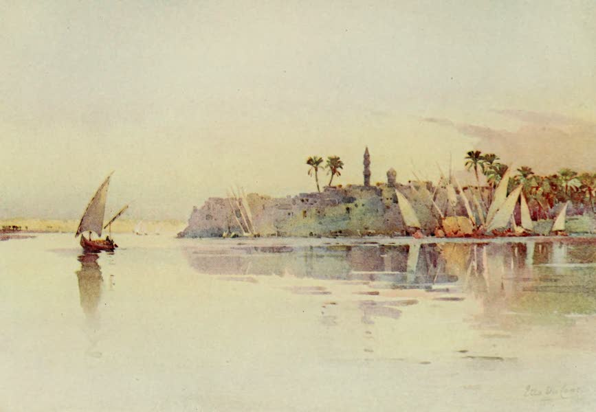 The Banks of the Nile - Baliana (1913)