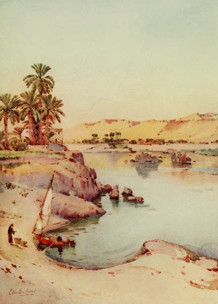 The Banks of the Nile - Islands of the First Cataract (1913)