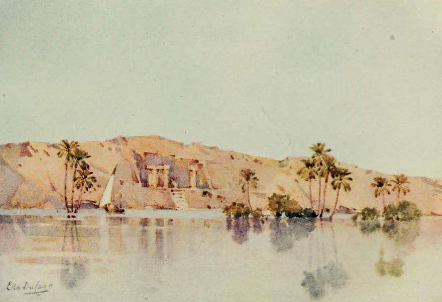 The Banks of the Nile - Gerf Husein (1913)