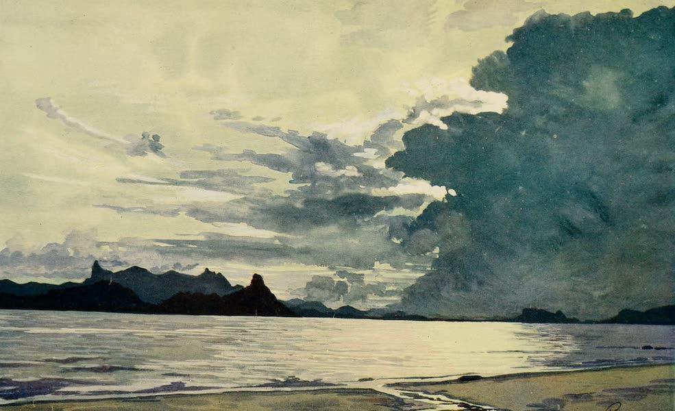 The Beautiful Rio de Janiero - The Bay of Guanabara (1914)