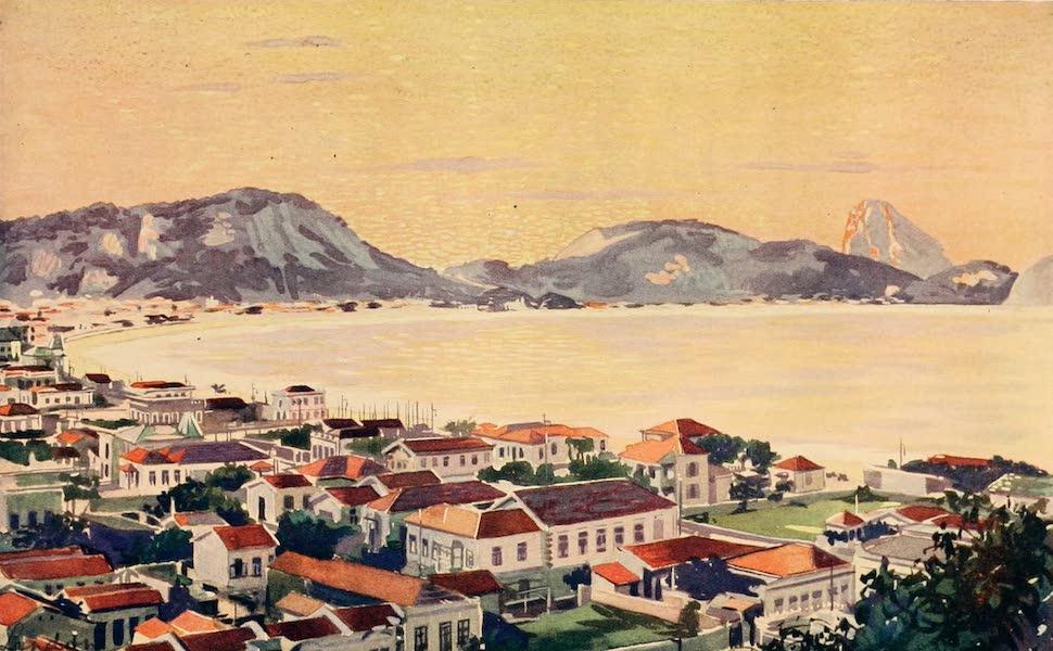 The Beautiful Rio de Janiero - Copocabana and Leme (1914)