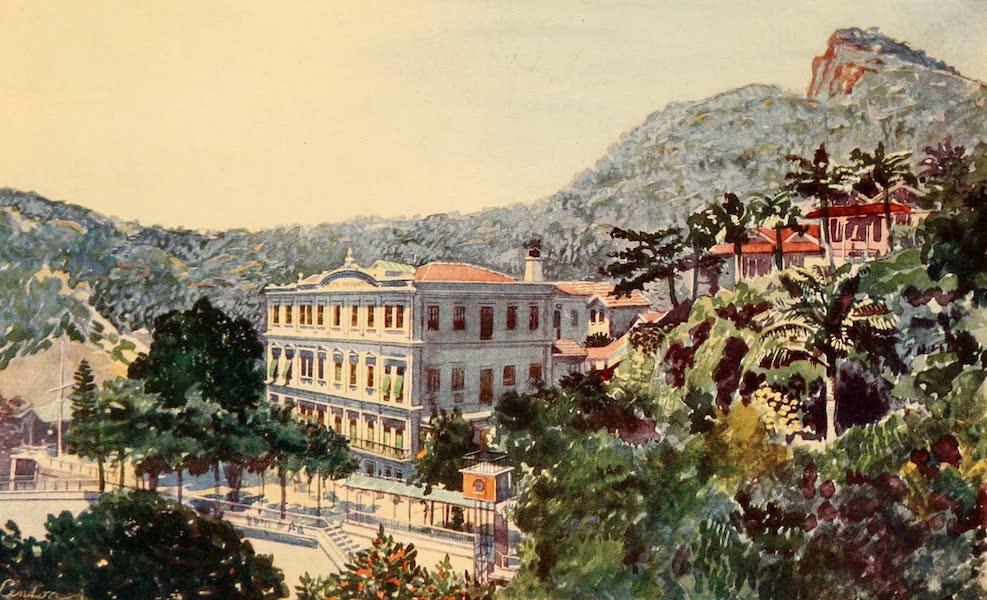 The Beautiful Rio de Janiero - International Hotel, Santa Thereza (1914)