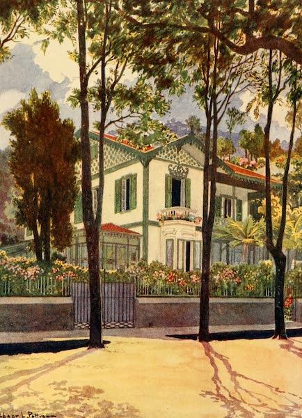 The Beautiful Rio de Janiero - Residence of Mr. Frank H. Walter, Petropolis (1914)
