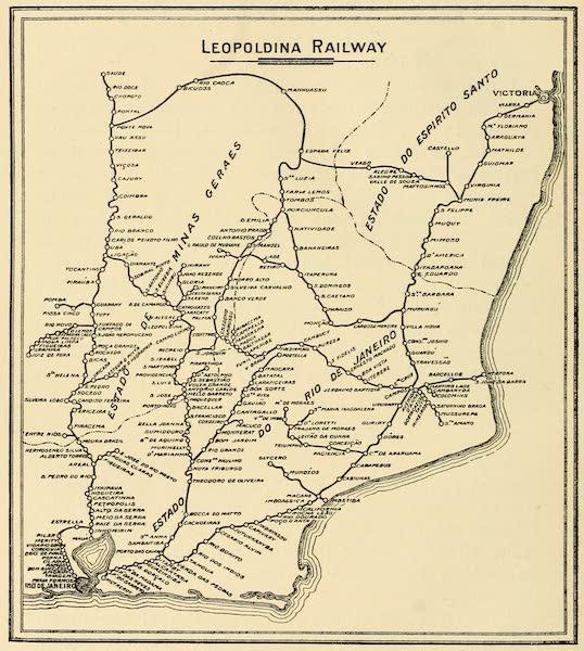 The Beautiful Rio de Janiero - Leopoldina Railway (1914)
