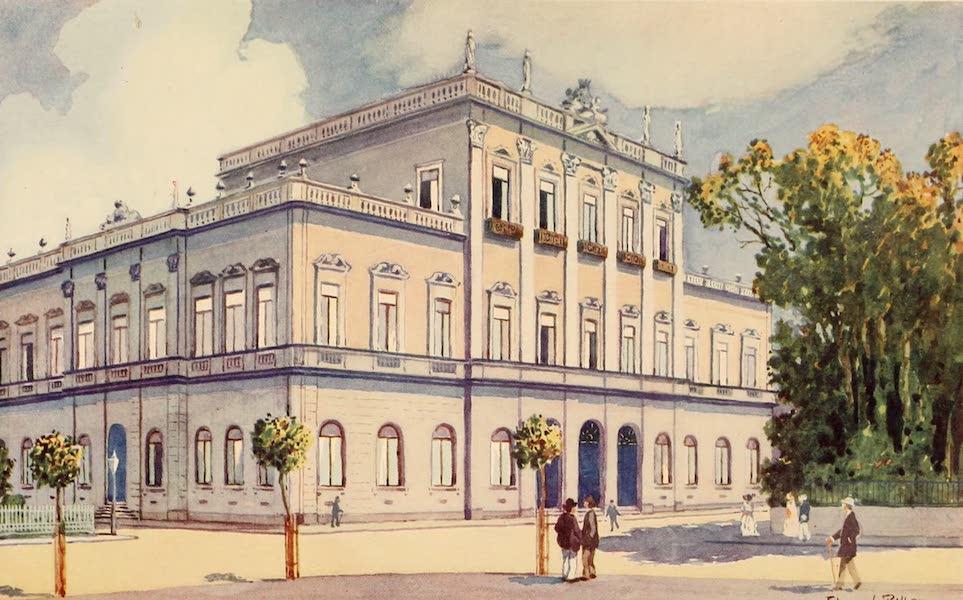 The Beautiful Rio de Janiero - Prefecture of the Federal District (1914)