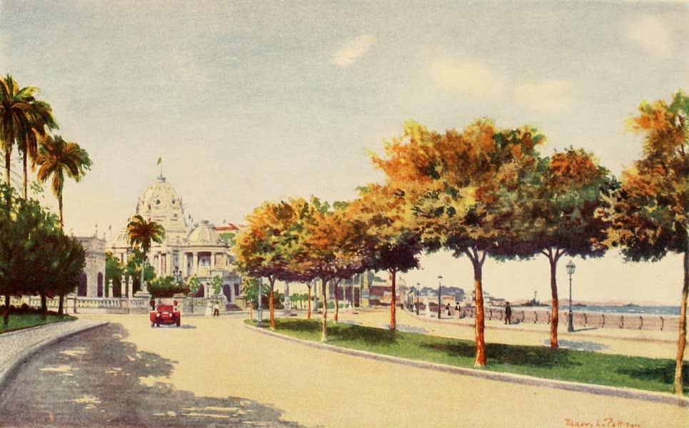 The Beautiful Rio de Janiero - The Beira Mar Drive (1914)