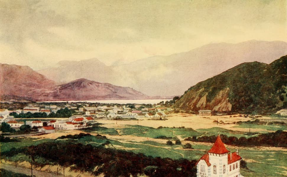 The Beautiful Rio de Janiero - South Suburban Rio - Ipanema (1914)