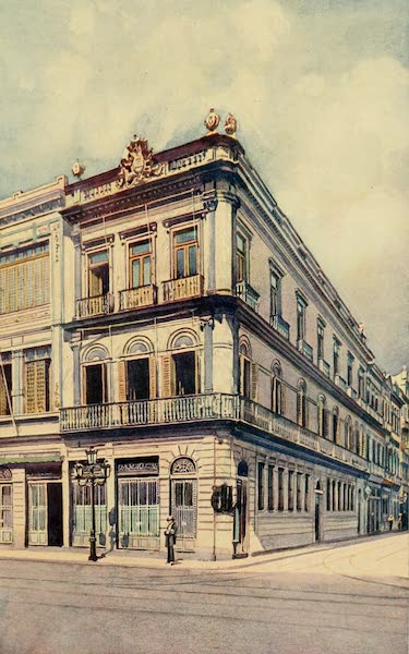 The Beautiful Rio de Janiero - The British Bank of South America (1914)
