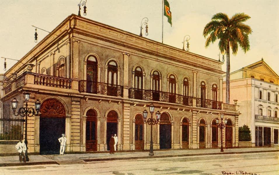 The Beautiful Rio de Janiero - The Itamaraty Palace (1914)