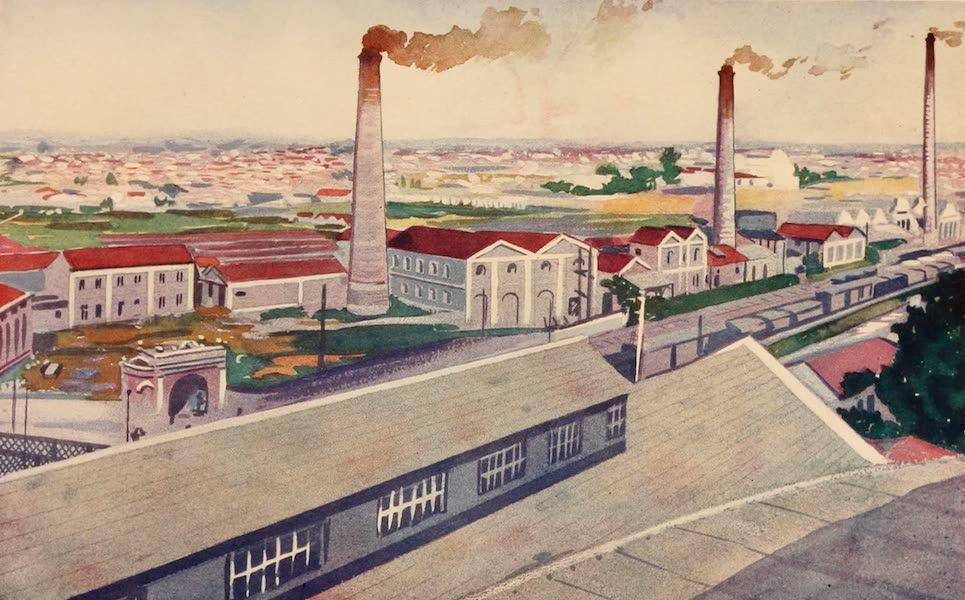 The Beautiful Rio de Janiero - Jute Mills of the Cia. Nacional de Tecidos de Juta (1914)