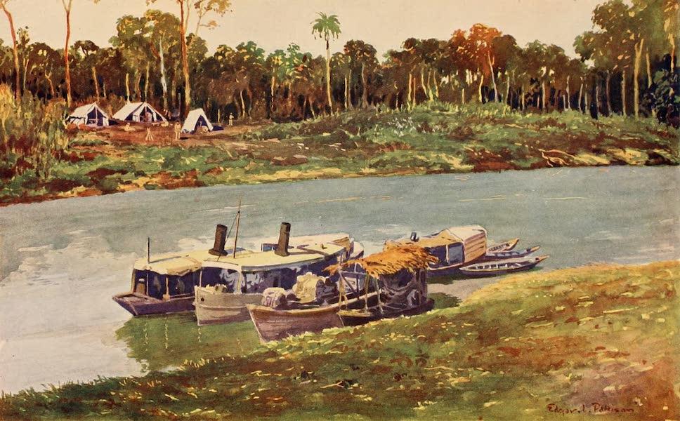 The Beautiful Rio de Janiero - A Military Encampment on the Upper Amazon (1914)