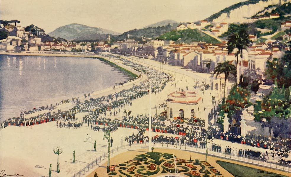 The Beautiful Rio de Janiero - The Praca da Lapa and Praca da Gloria (1914)