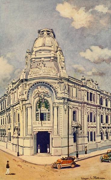 The Beautiful Rio de Janiero - Civil Police Headquarters (1914)