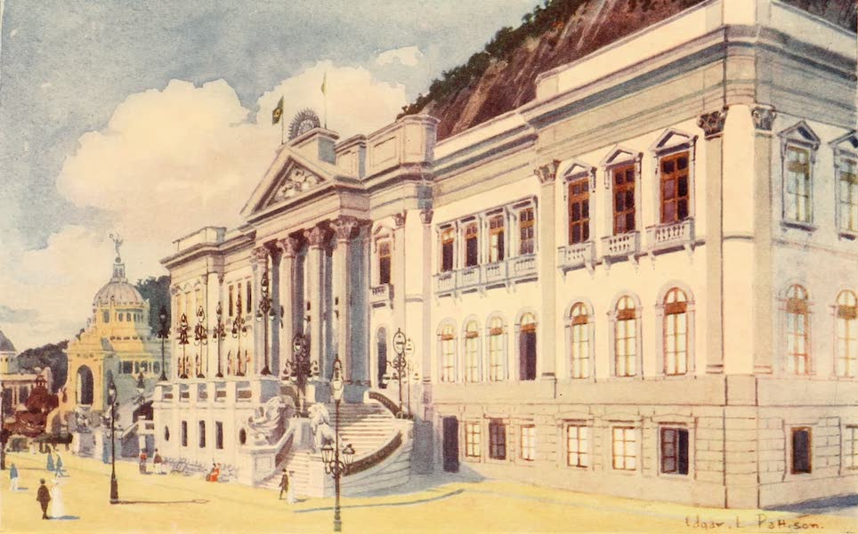 The Beautiful Rio de Janiero - Ministry of Agriculture (1914)