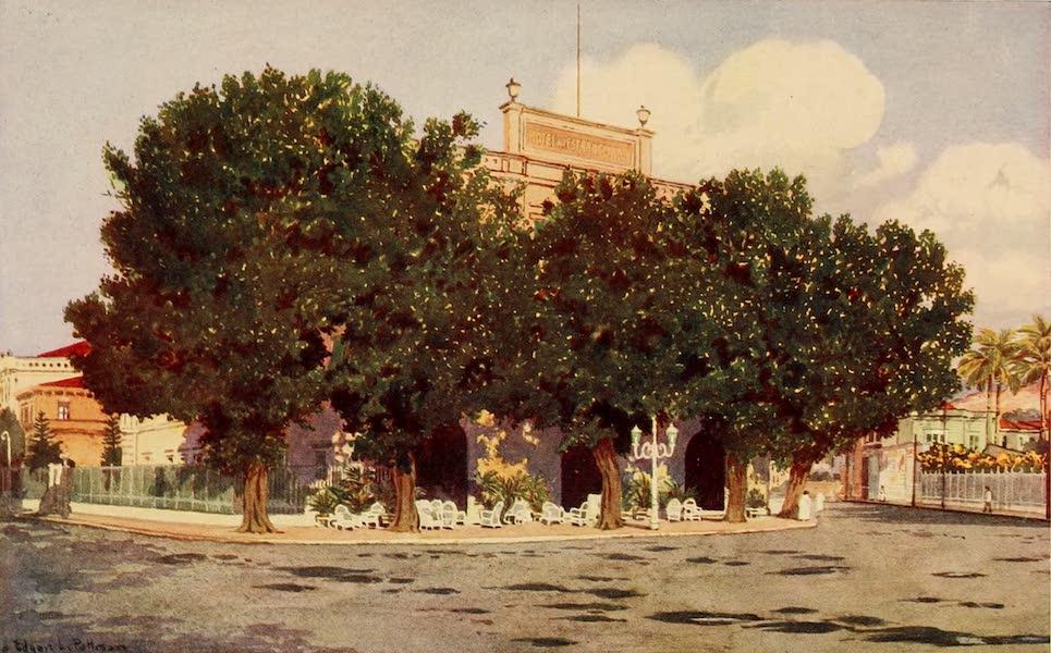 The Beautiful Rio de Janiero - Hotel dos Estrangeiros (1914)