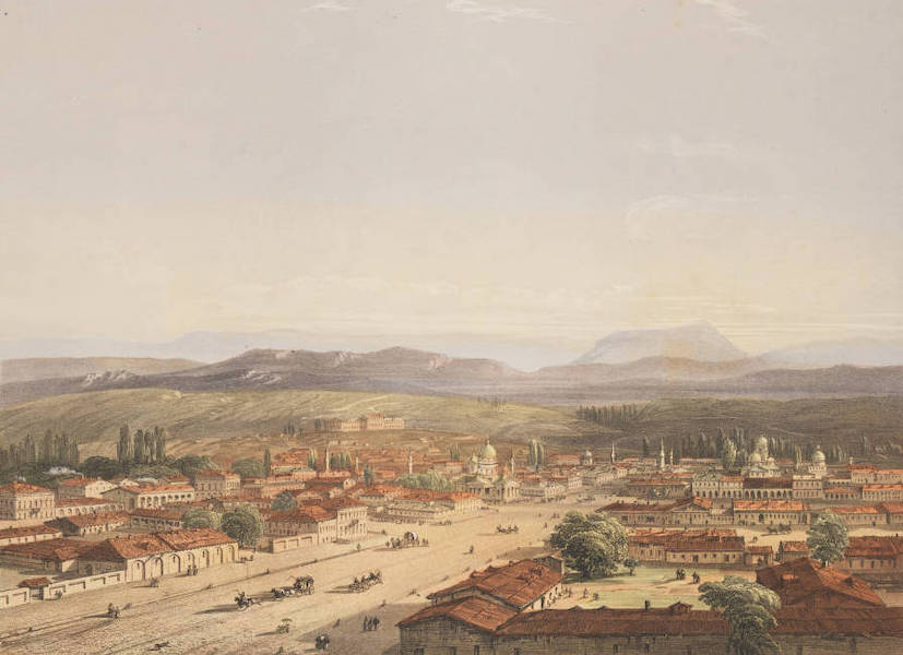 The Beautiful Scenery and Chief Places of Interest throughout the Crimea - Simferopol (1856)