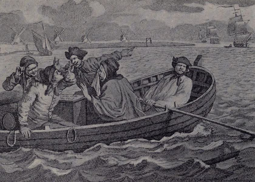 The Book of Buried Treasure - The Idle Apprentice goes to sea (1911)