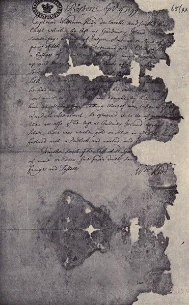 The Book of Buried Treasure - A memorandum of Captain Kidd's treasure left on Gardiner's Island (1911)