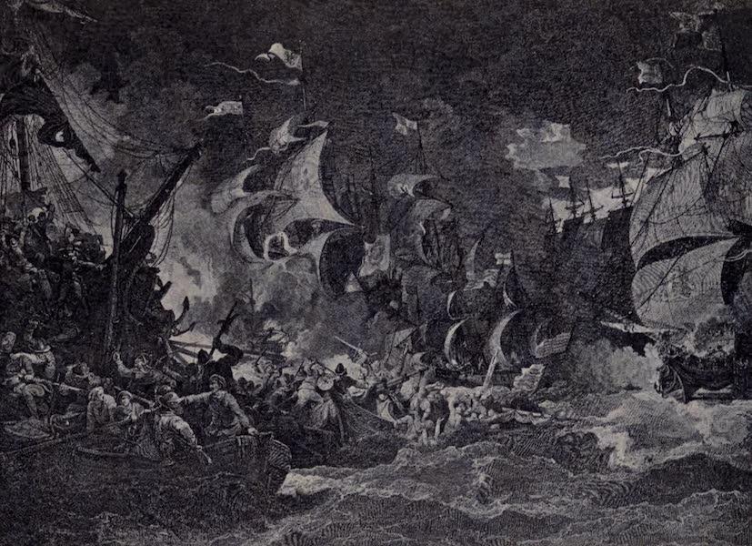 The Book of Buried Treasure - Defeat of the Spanish Armada (1911)
