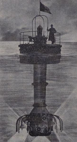 The Book of Buried Treasure - Hydroscope invented by Pino for exploring the sea bottom and successfully used in finding the galleons of Vigo Bay (1911)