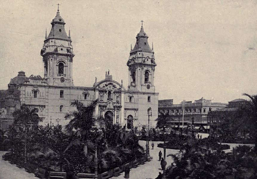 The Book of Buried Treasure - Lima Cathedral (1911)