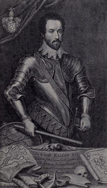 The Book of Buried Treasure - Sir Walter Raleigh (1911)