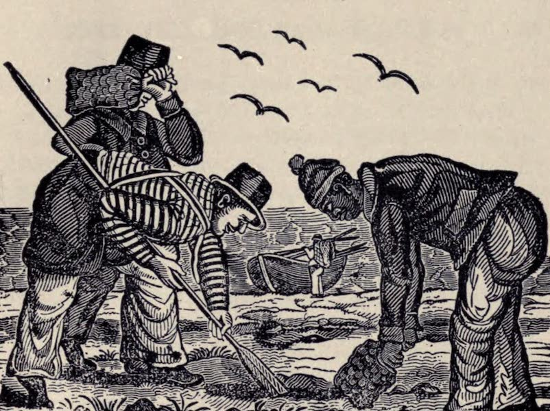 The Book of Buried Treasure - Gibbs and Wansley burying the treasure (1911)