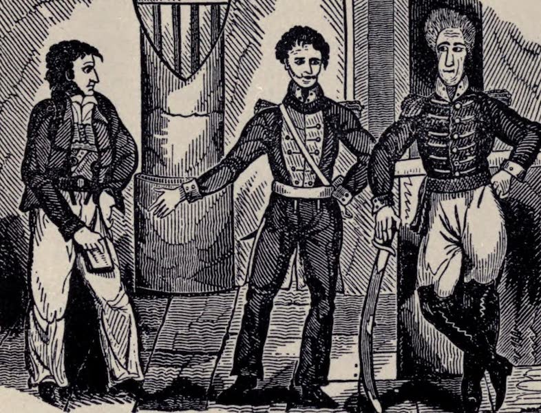 The Book of Buried Treasure - Interview between Lafitte, General Andrew Jackson, and Governor Claiborne (1911)