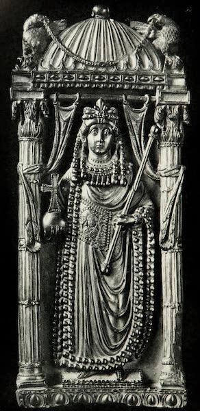 The Byzantine Empire - Ivory of the Empress Eudocia (1910)