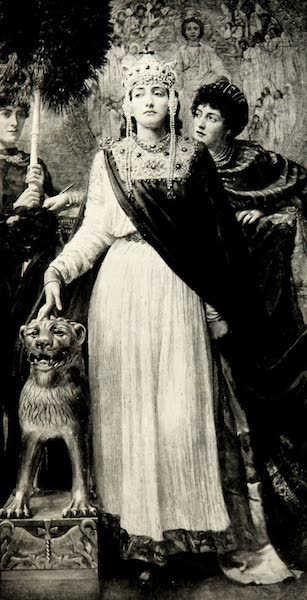 The Byzantine Empire - Theodora Imperatrix' (1910)