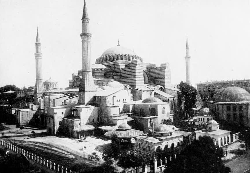 The Byzantine Empire - Sancta Sophia, Constantinople (1910)