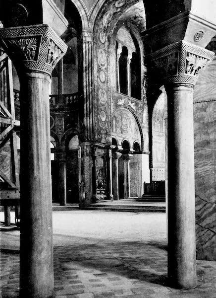 The Byzantine Empire - Church of San Vitale, Ravenna (Interior) (1910)