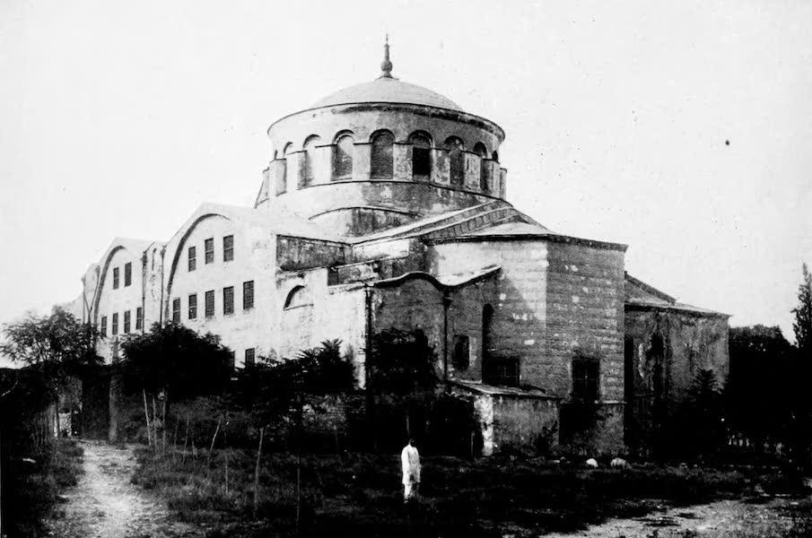 The Byzantine Empire - St. Irene, Constantinople (1910)