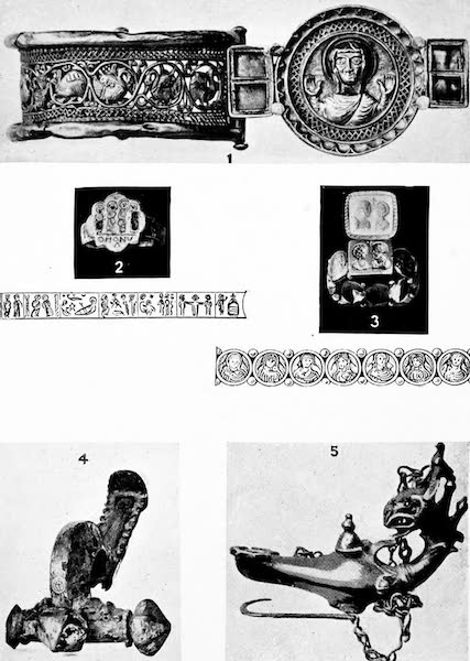 The Byzantine Empire - Byzantine Ornaments (1910)